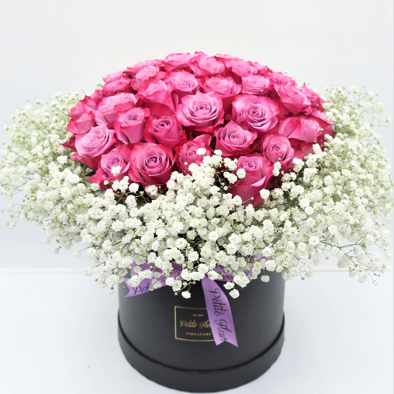 Special Kenyan Roses Box
