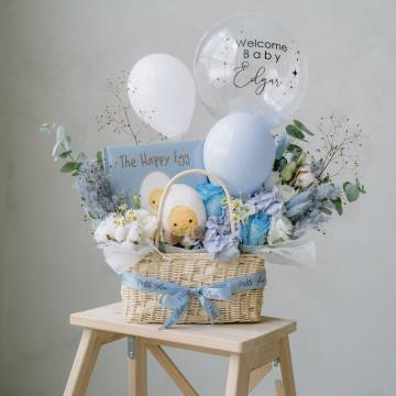 The Happy Egg Baby Gift Set