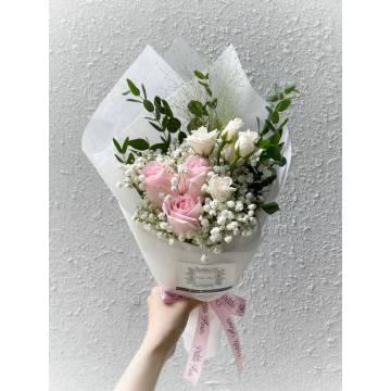 3 Roses -