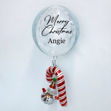 Christmas Balloon - Add on