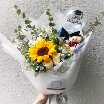 Special Graduation Bouquet