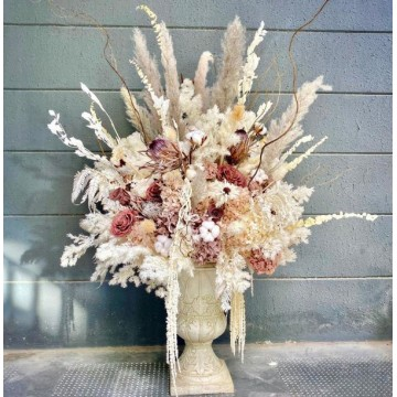 Vintage Duchess Arrangement
