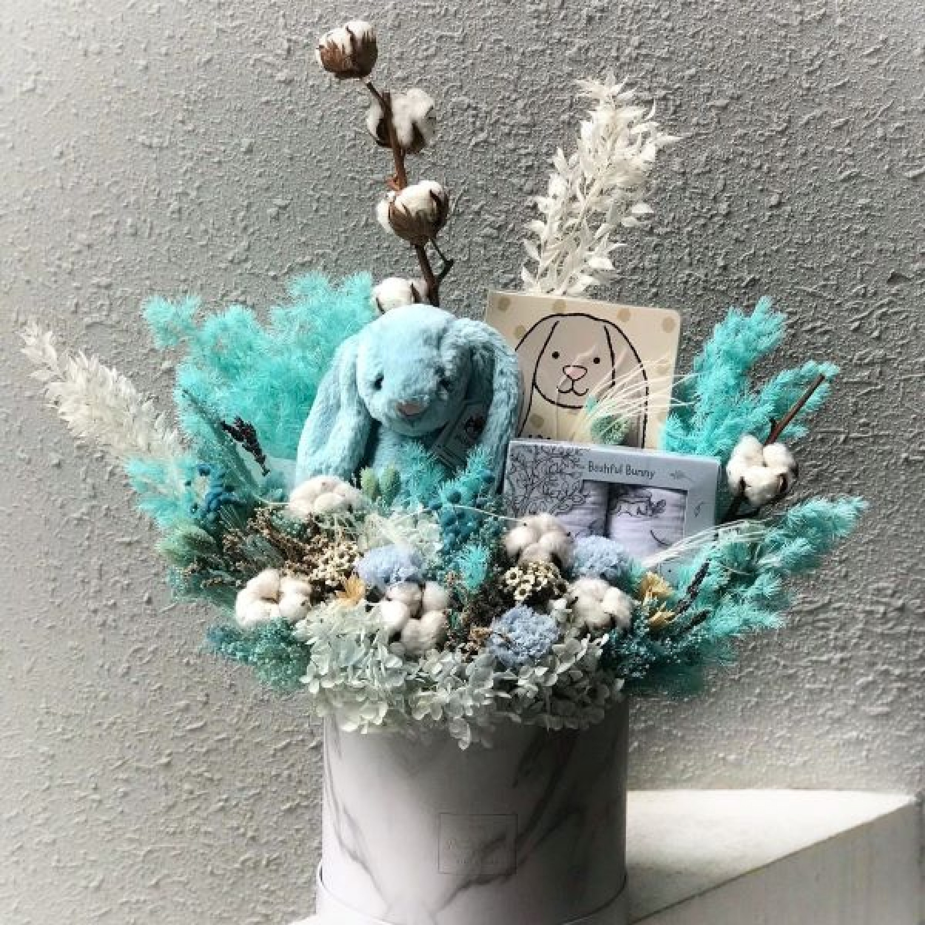 Bashful Bunny Newborn Gift Box