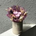 Everlasting Blooms - Round box