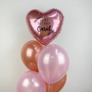 Add on - Heart Balloon Bouquet