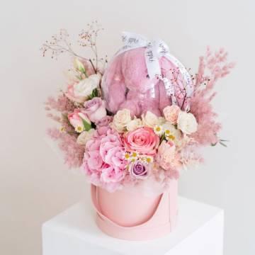 Blossom Bunny Surprise