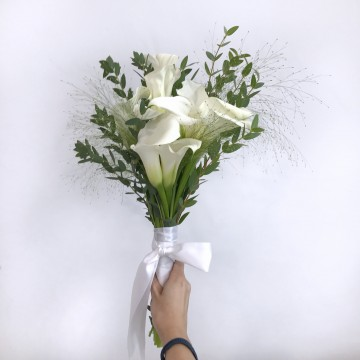 Calla Lillies Bridal Bouquet