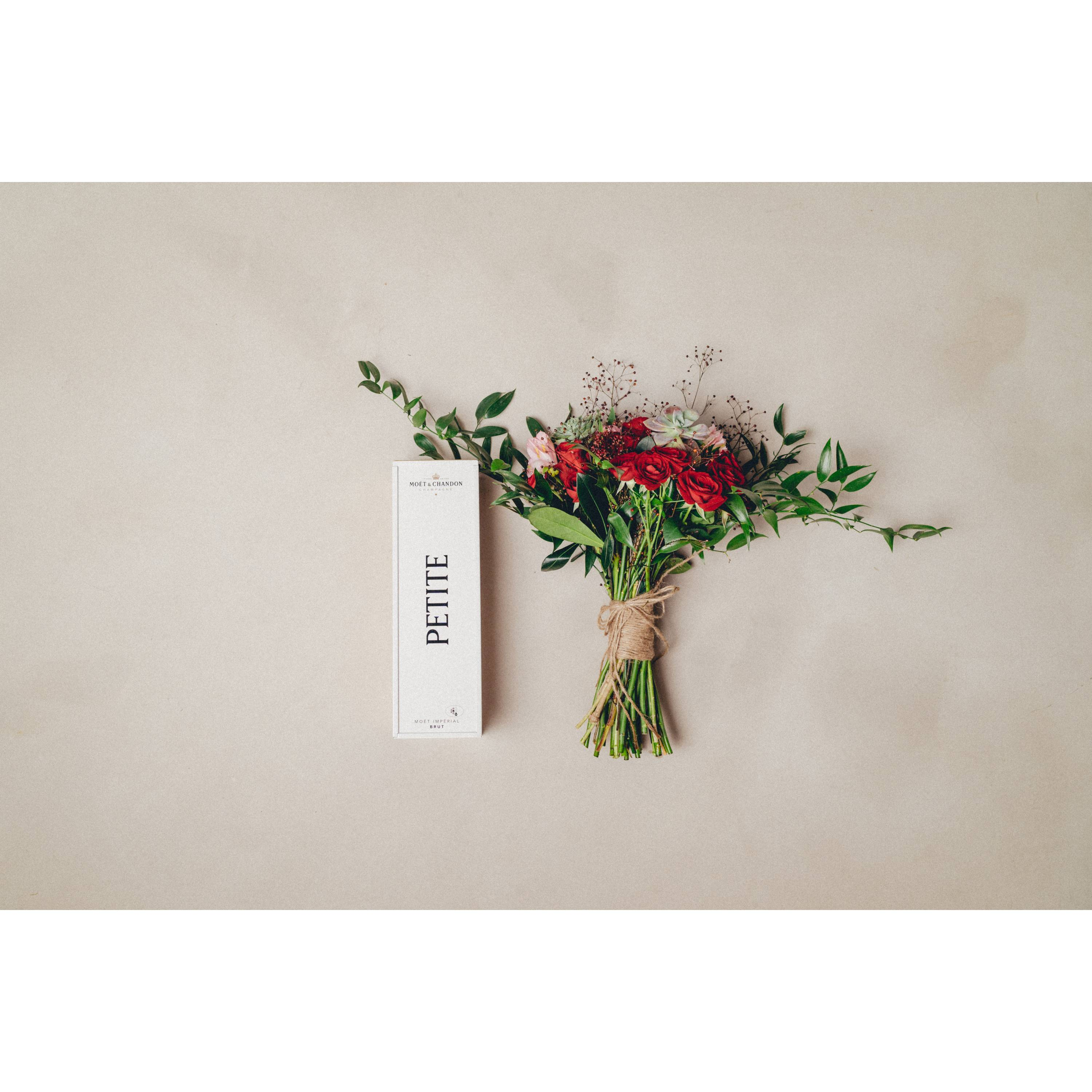 Moët & Chandon Specially Yours Bouquet