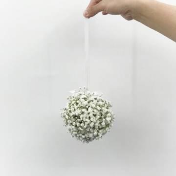 Baby's Breath Flower Ball