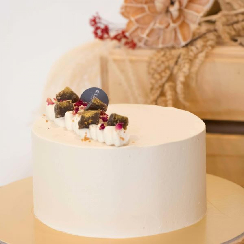 Brown Sugar Chantilly Boba Milk Cake  - Add On