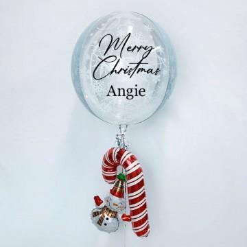 Christmas Balloon - Add on
