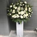 Condolences Floral Stand