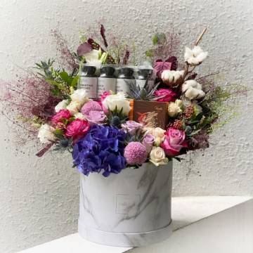 Father's Day Special Floral Box