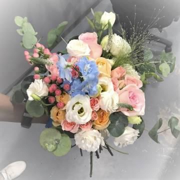 Spring Romance Bridal Bouquet
