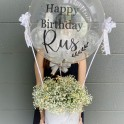 Limited Edition Baby's Breath - Hot Air Balloon