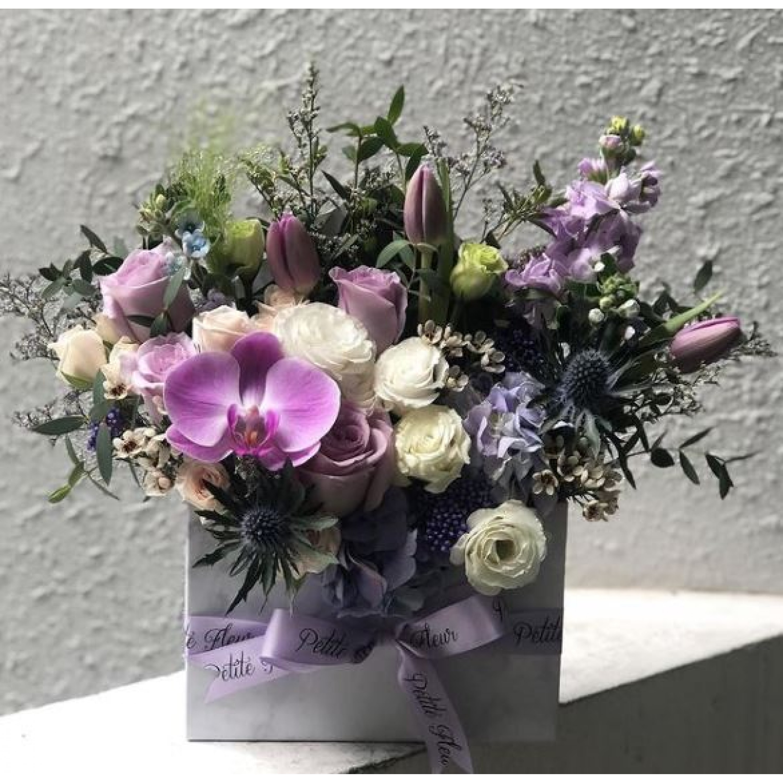Petite Love Letter- Fresh Flowers