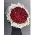 99 Premium Roses
